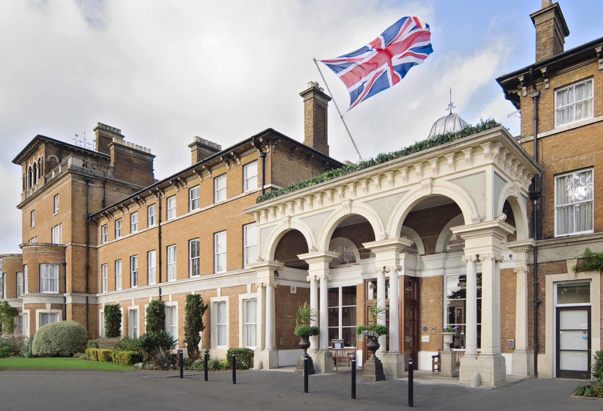 Oatlands Park Hotel, Surrey UK