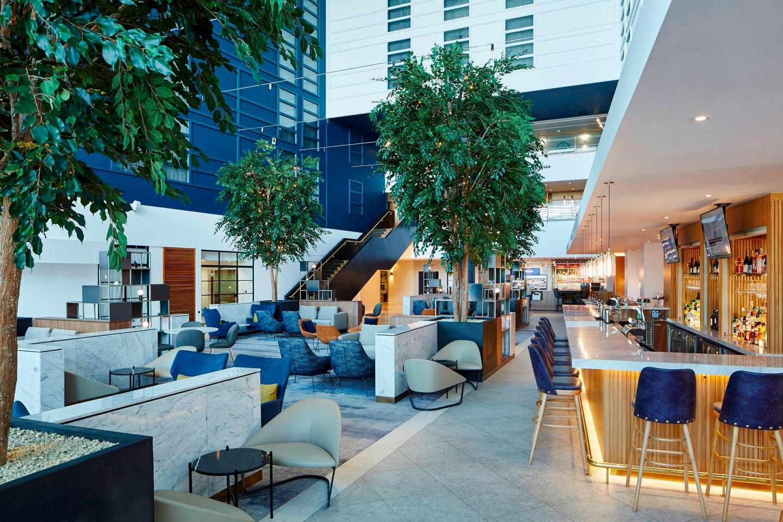 London Heathrow Marriott Hotel