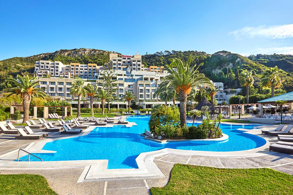 Sheraton Resort, Rhodes