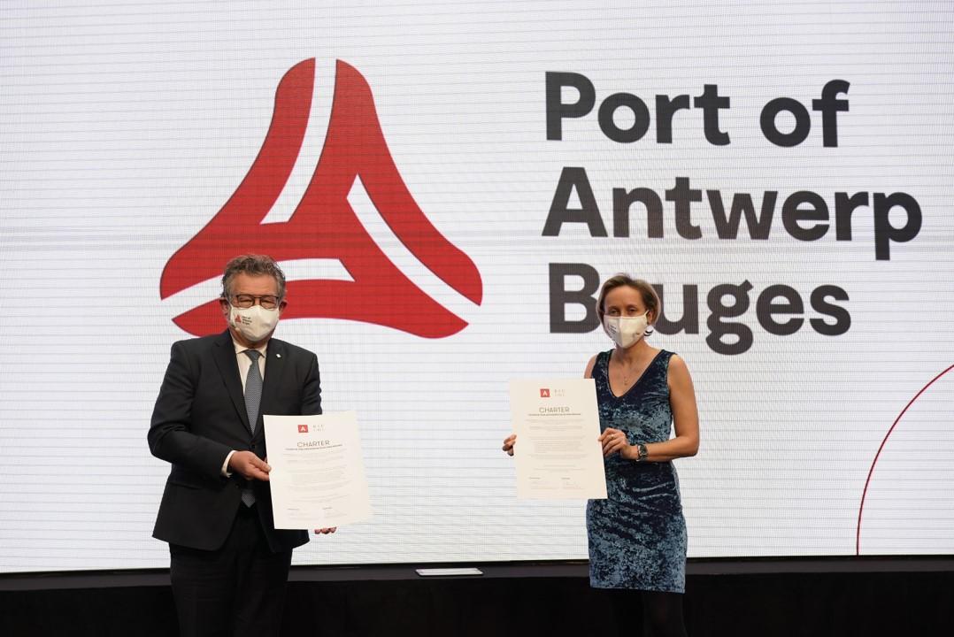 Port of Antwerp-Bruges