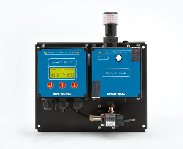 SMART BILGE 15PPM OIL CONTENT MONITOR